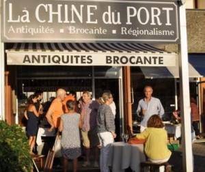 """Exposition """"Entre lac et mer"""" à La Chine du Port"""