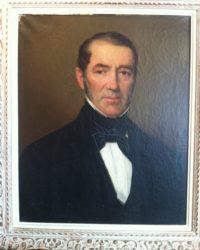 Portrait Début XIXème