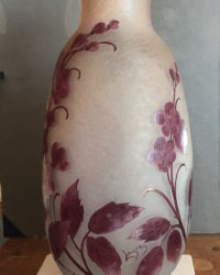 Grand Vase De Legras