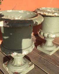 Paires De Vases Epoque Directoire